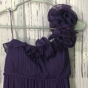 Dresses & Skirts - Purple formal gown